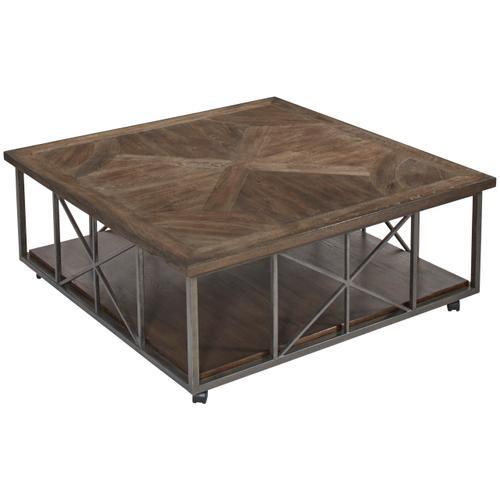 A.R.T. Furniture - Vintage Salvage Burton Cocktail Table