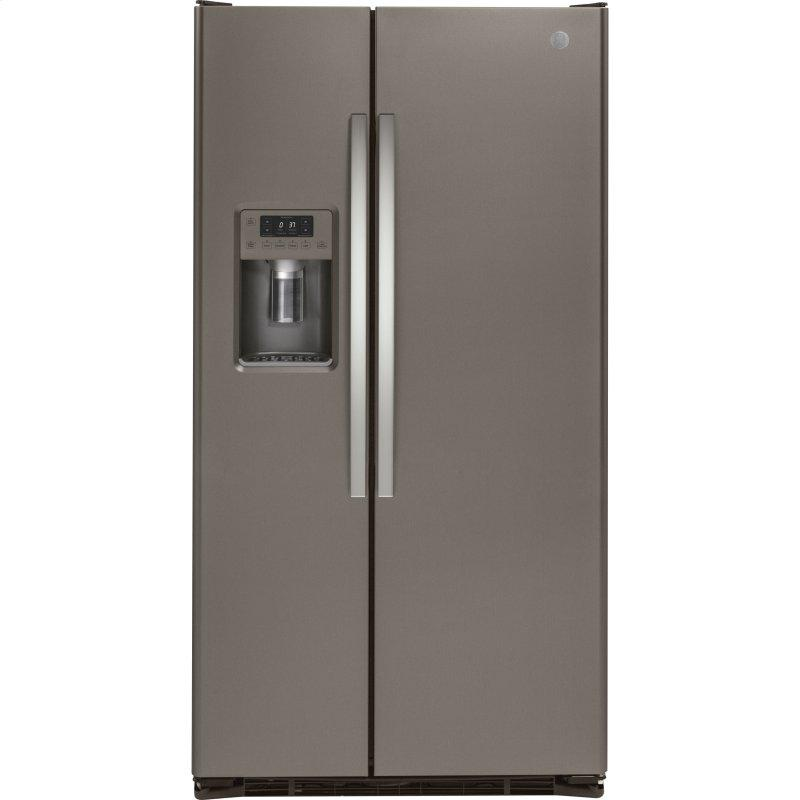 ®21.9 Cu. Ft. Counter-Depth Side-By-Side Refrigerator