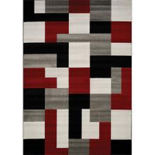 Platinum 3650 Black Grey Red 8 x 11