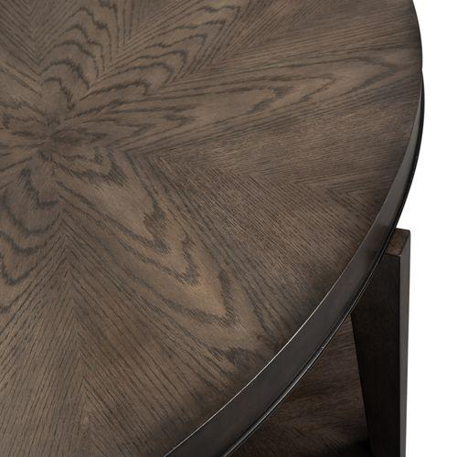 Gallery - Oval Cocktail Table