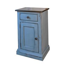 See Details - Side Table with Shaker Door