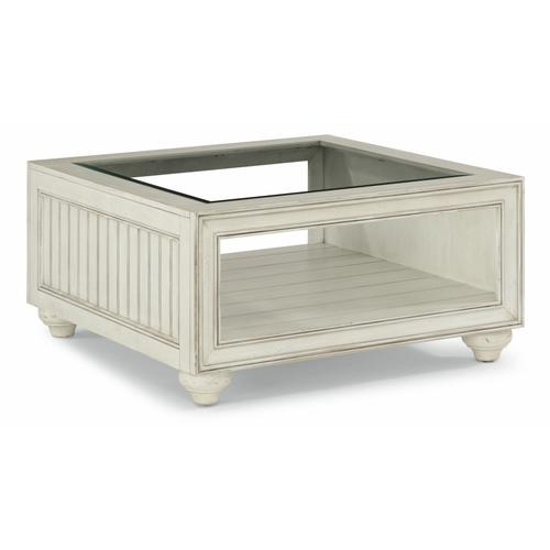 Gallery - Harmony Square Coffee Table