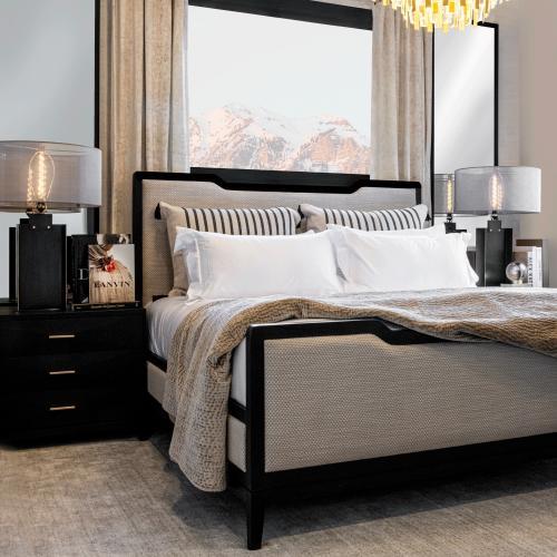 Alder & Tweed - Graham Queen Bed