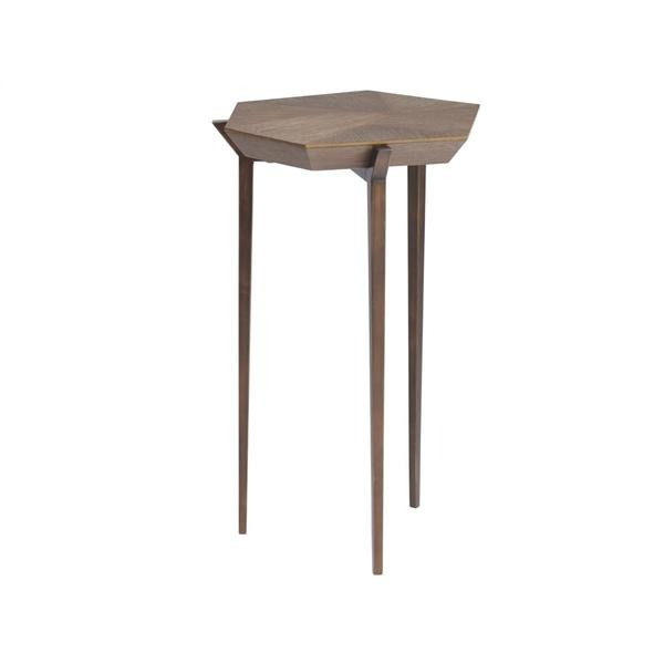 Divergence Chairside Table