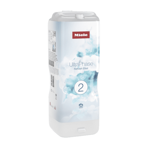 Miele - WA UP2 RE 1401 L NA - Miele UltraPhase 2 Refresh Elixir Limited edition to combat odors.