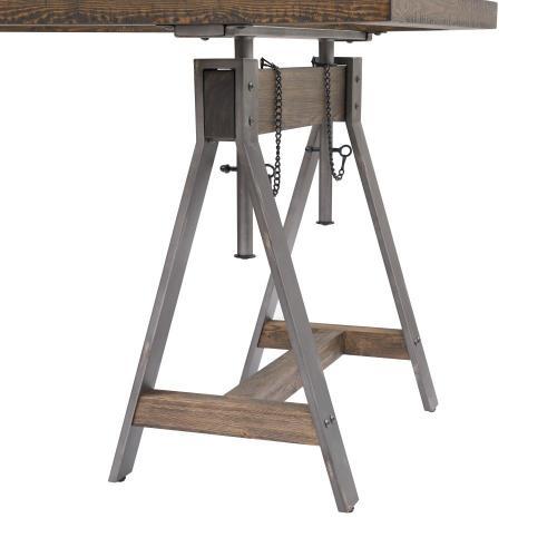 Modus Furniture - Medici Adjustable Desk