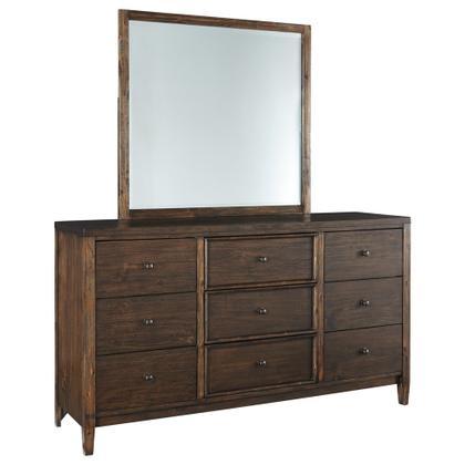 See Details - Kisper Dresser and Mirror