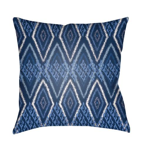 "Indigo Blues ID-001 20""H x 20""W"