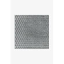 Luminaire 1.5cm Staggered Mosaic in Lagos Azul