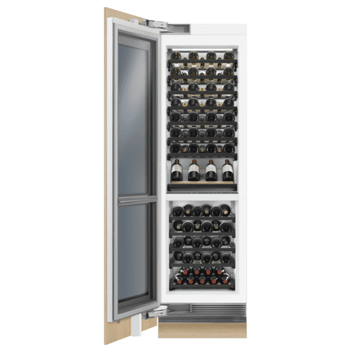 """Fisher & Paykel - Integrated Column Wine Cabinet, 24"""""""