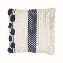 See Details - 18x18 Hand Woven Aleks Pillow