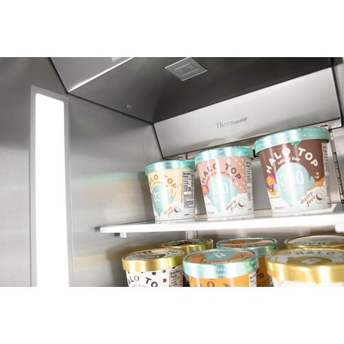 Built-in Panel Ready Freezer Column 24'' T24IF905SP