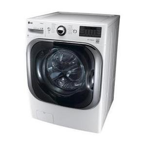 LG - 5.2 cu. ft. Mega Capacity TurboWash Washer with Steam Technology