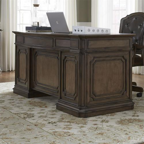 Jr. Executive Desk Top
