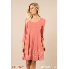 See Details - Vine and Dine Dress - L/XL (3 pc. ppk.)