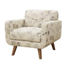 Emerald Home Remix Accent Chair Print U3789m-02-15