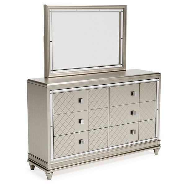 See Details - Chevanna Dresser and Mirror
