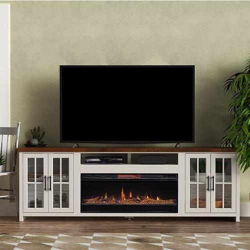 Legends - Hampton Super Fireplace Console (GL