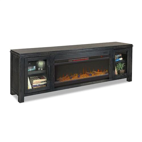 "Tybee 85"" Fireplace Console"