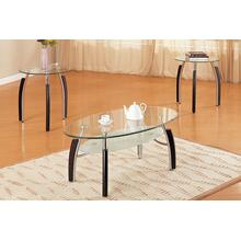 Antina 3pc Coffee Table Set
