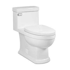 White KARO II One-Piece Toilet Product Image