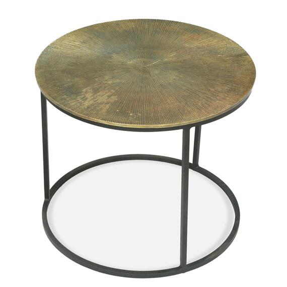 Riverside - Nesting Tables - Vintage Iron Finish