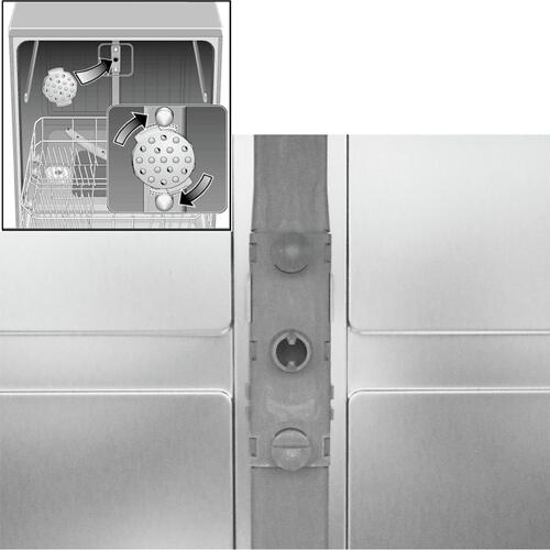 Large Item Spray Head Part of Dishwasher Kit SGZ1052UC 00167301