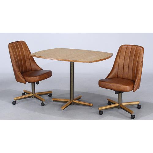 Gallery - Table Base: Pedestal (metal)
