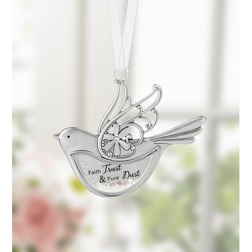 Ornament - Faith Trust & Pixie Dust