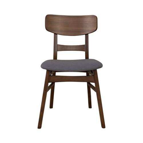 Liberty Furniture Industries - Panel Back Side Chair- Grey (RTA)