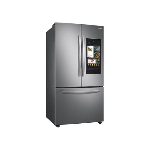 28 cu. ft. 3-Door French Door Refrigerator with Family Hub™ in Stainless Steel