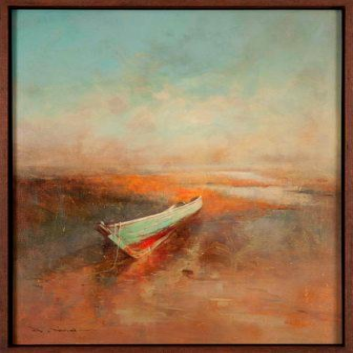 The Ashton Company - The Green Boat