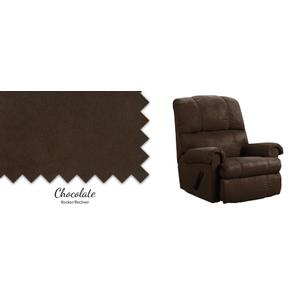 Graphite Rocker/Recliner