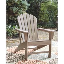 Sundown Treasure Adirondack Chair Grayish Brown