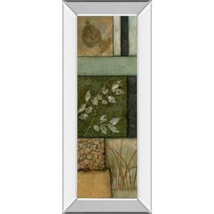 """""""Elements Of Nature Il"""" By Norm Olson Mirror Framed Print Wall Art"""