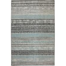 "Euphoria Eddleston Ash Grey 3' 6""x5' 6"""