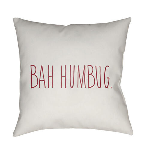 "Bahhumbug HDY-001 18""H x 18""W"