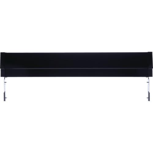 Gallery - Frigidaire Black Slide-In or Drop-In Range Adjustable Metal Backguard