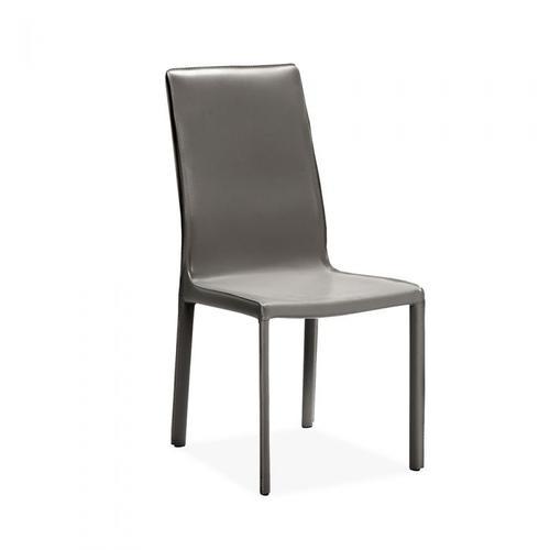 Jada High Back Dining Chair - Grey