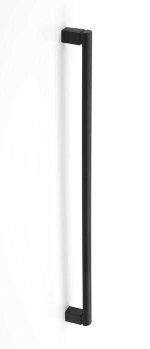 Vogue Appliance Pull D430-12 - Matte Black Product Image