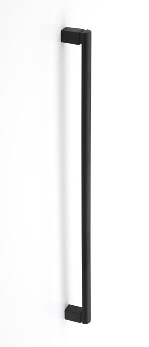 Vogue Appliance Pull D430-12 - Matte Black Product Image