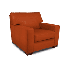 Elmo Soft® Florida Orange - Leather