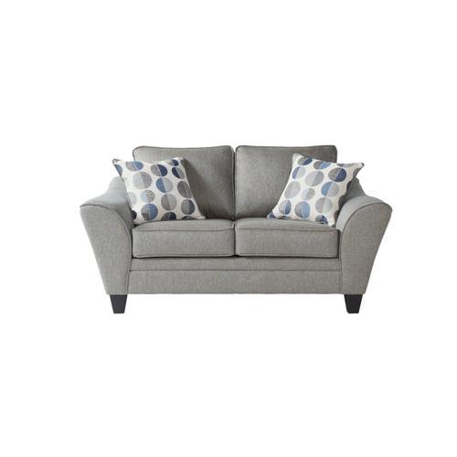 Hughes Furniture - 15600 Loveseat
