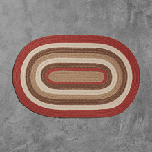 Brooklyn Rug BN79 Terracotta 2' X 3'