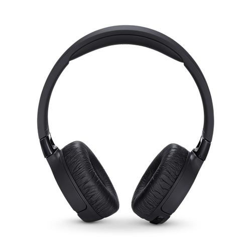 JBL TUNE 600BTNC Wireless, on-ear, active noise-cancelling headphones.