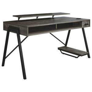 Ashley FurnitureSIGNATURE DESIGN BY ASHLEYBarolli Gaming Desk