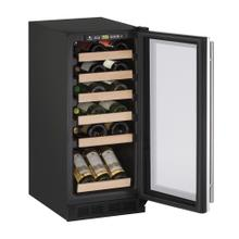 "OPEN BOX 1000 Series 15"" Wine Captain® Model With Integrated Solid Finish and Field Reversible Door Swing (115 Volts / 60 Hz)"
