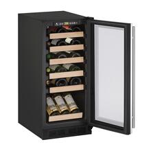 """See Details - OPEN BOX 1000 Series 15"""" Wine Captain® Model With Integrated Solid Finish and Field Reversible Door Swing (115 Volts / 60 Hz)"""