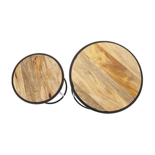 COMING SOON, PRE-ORDER NOW! Valdez Nesting End Tables, J-67463