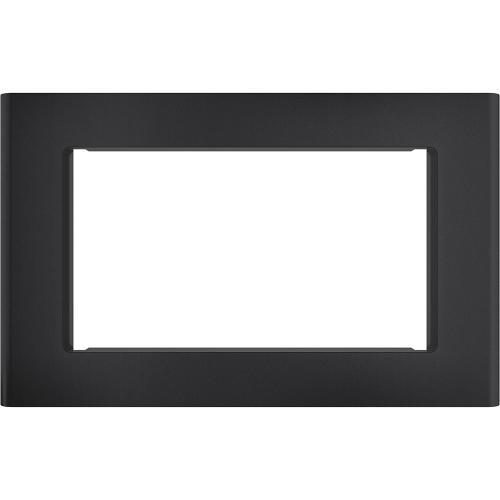 "GE Microwave Optional 27"" Built-In Trim Kit Black Slate - JX9152ELDSC"